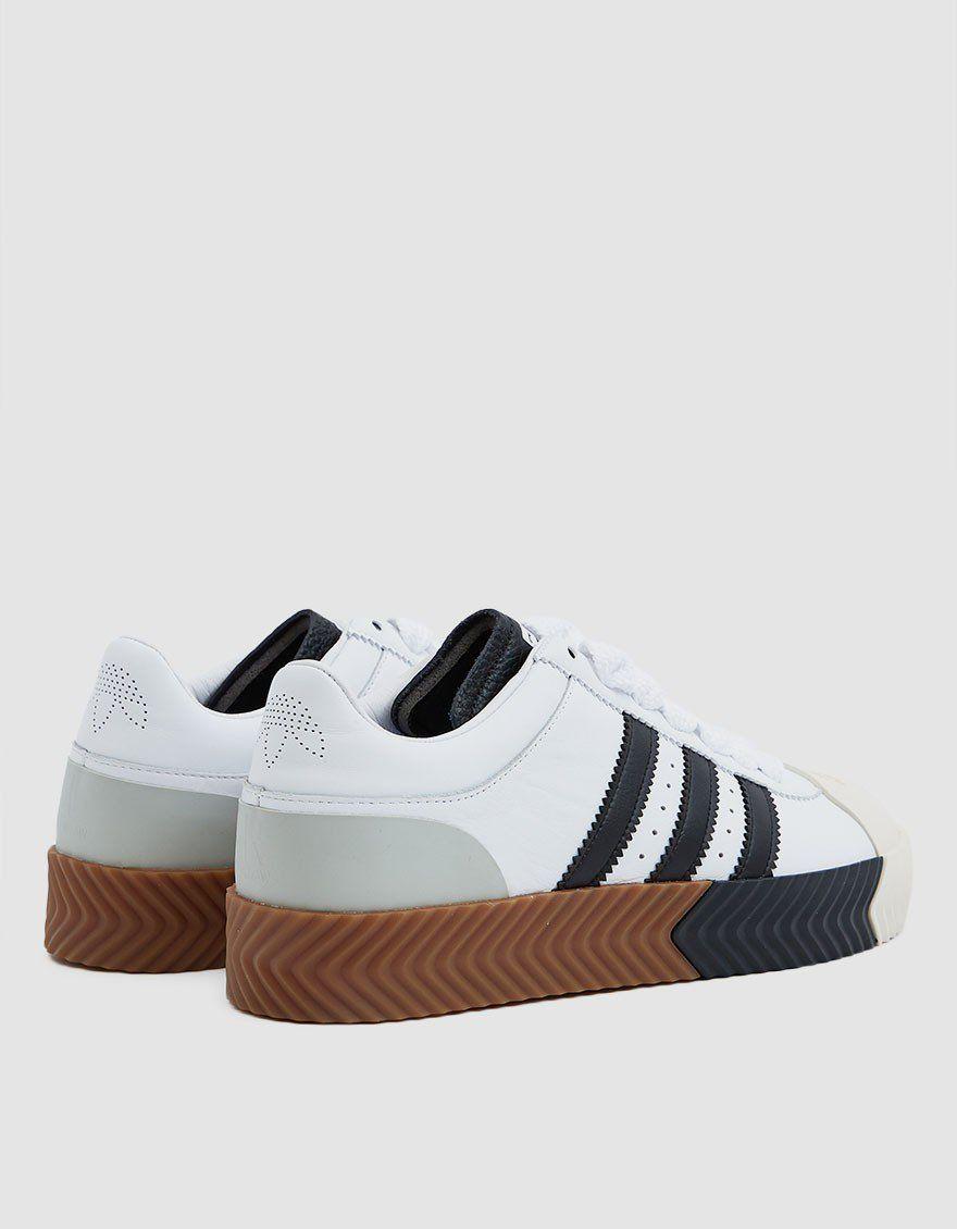 AW Skate Super Sneaker in White | Stuff to Buy in 2019