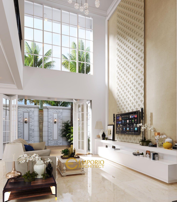 Emporio Arsitek: Jasa Arsitek Jakarta Selatan Desain Rumah Ibu Sicil