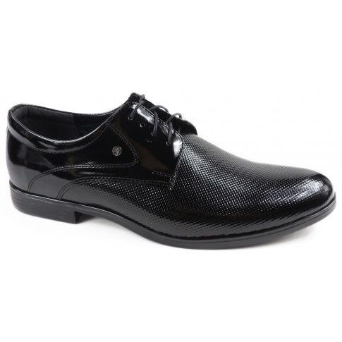 Polbuty 4130043m Wizytowe Casualowe Meskie Intershoe Com Pl Dress Shoes Men Oxford Shoes Dress Shoes