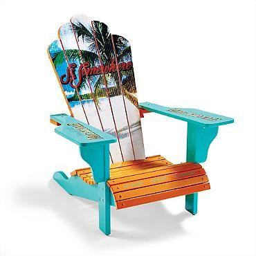 Margaritaville St. Somewhere Adirondack Chair