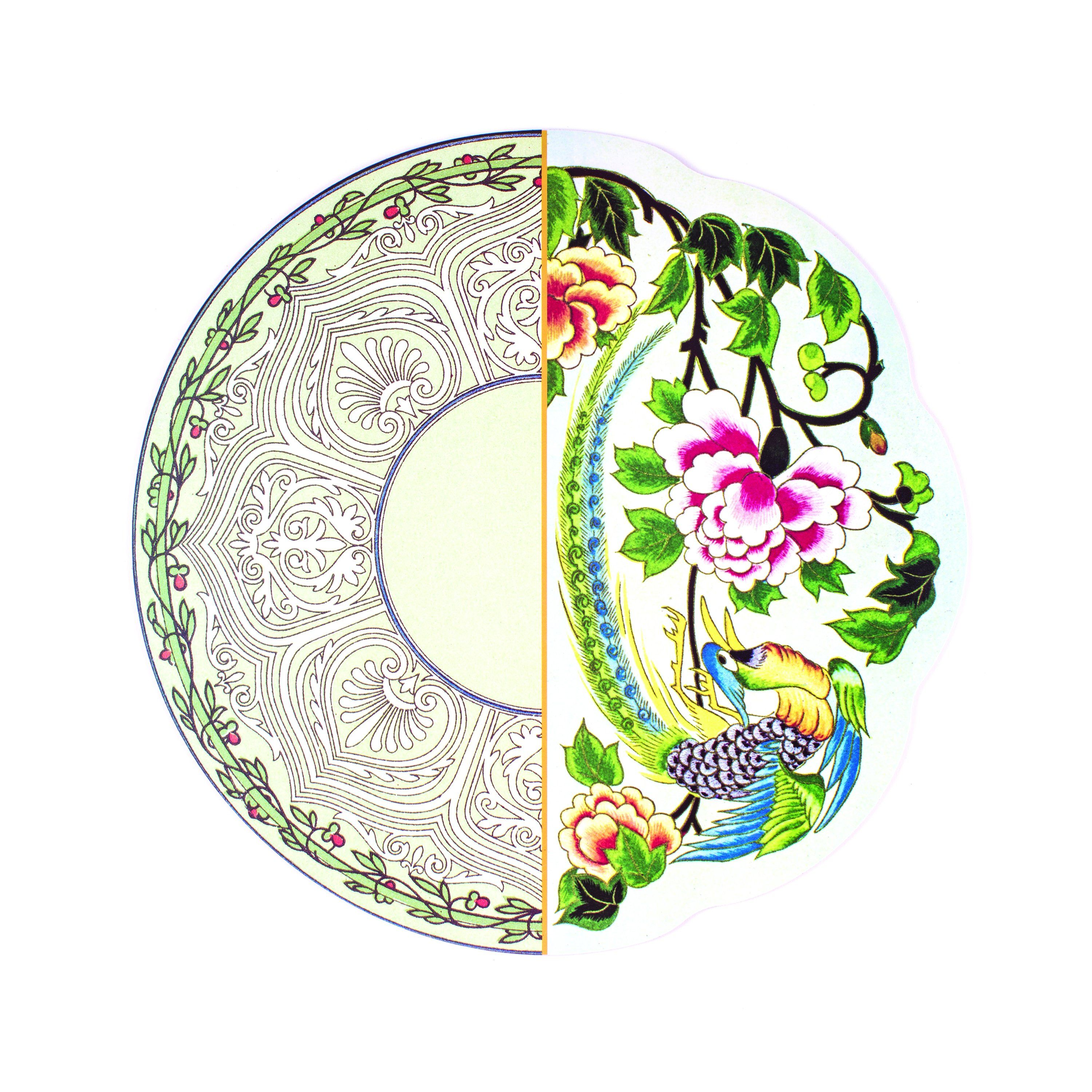 Hybrid Teodora Tablemat In 2020 Seletti Hybrid Placemats Table Mats