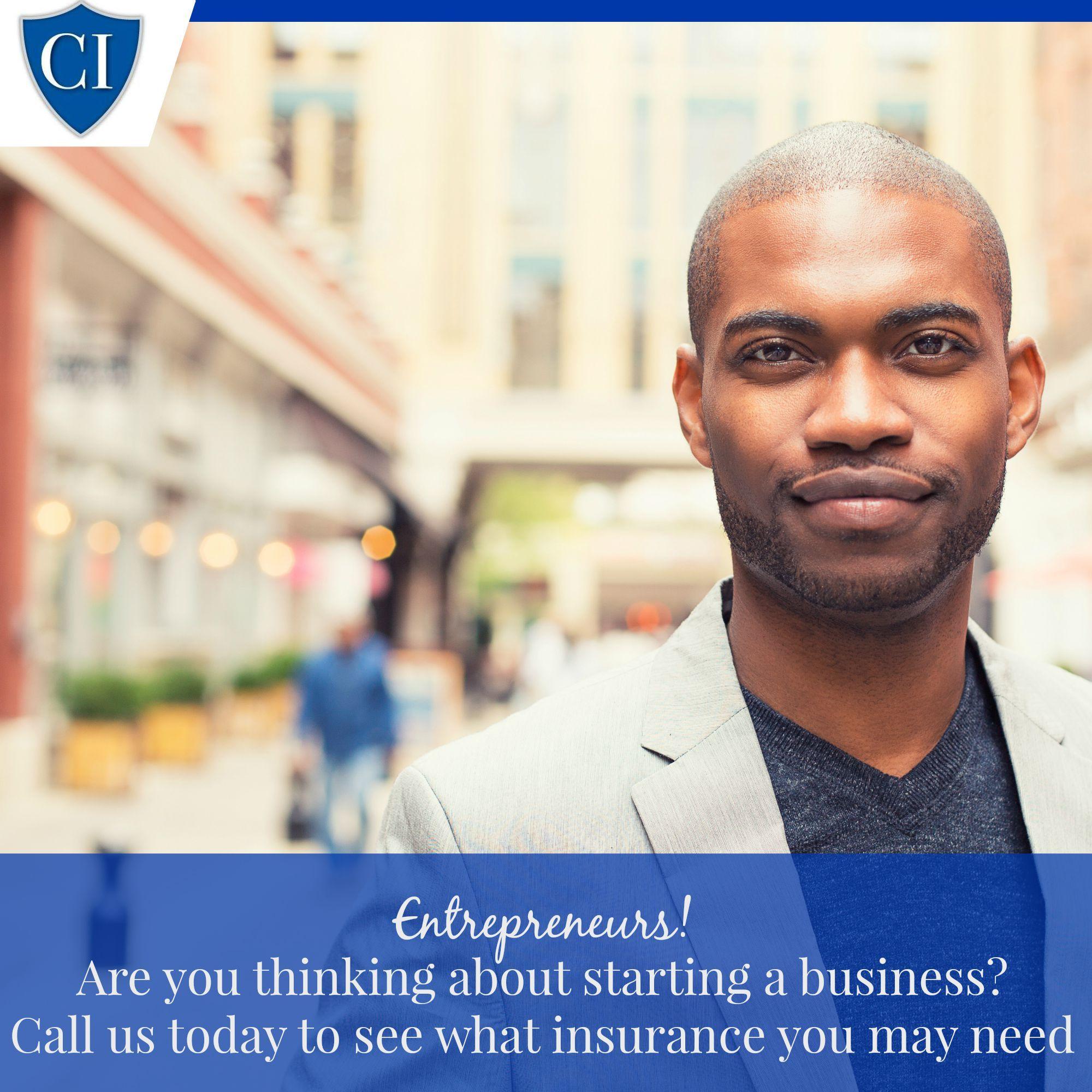 Entrepreneurs! Commercial insurance, Liability