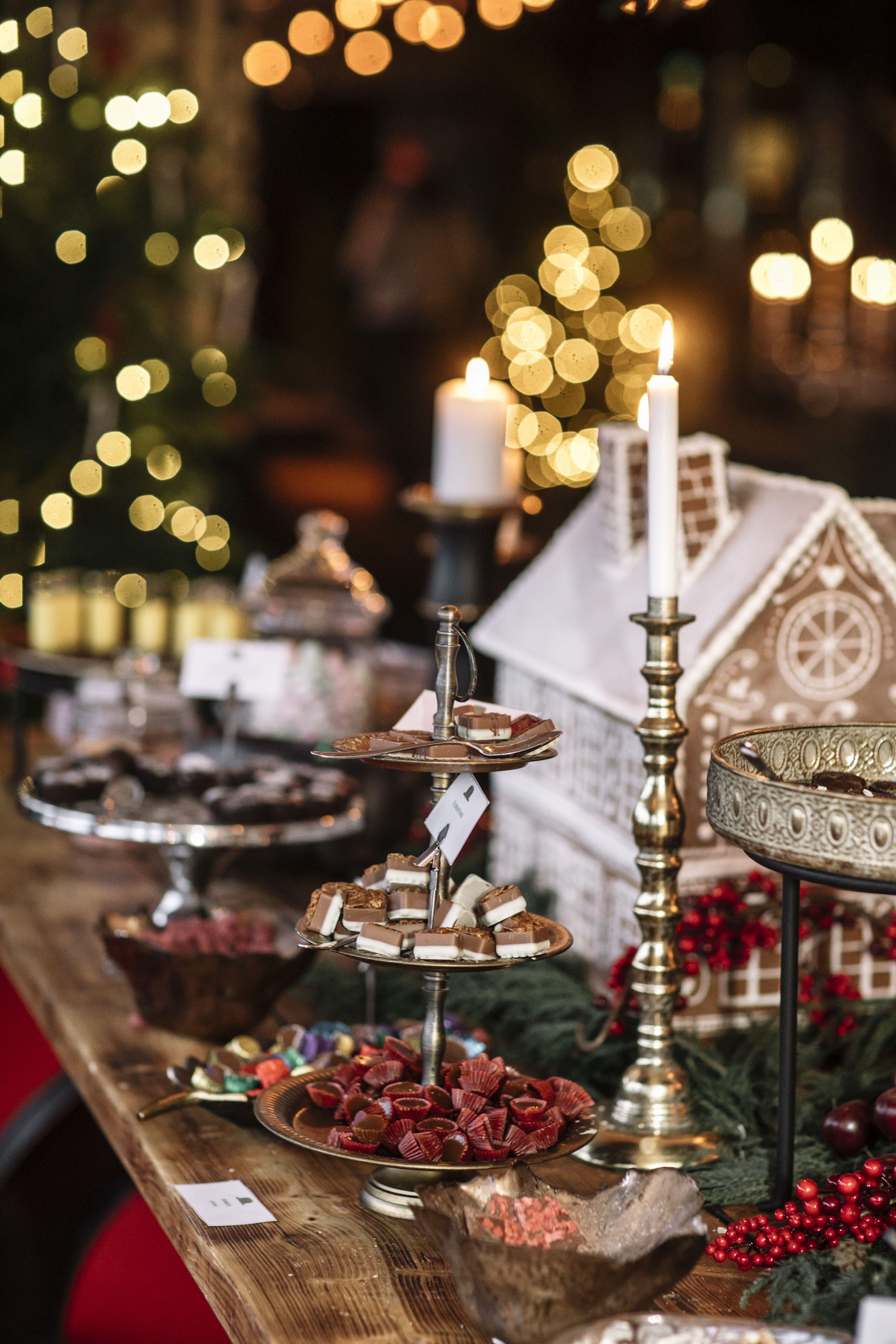 Årets julbord (Marie Serneholt)