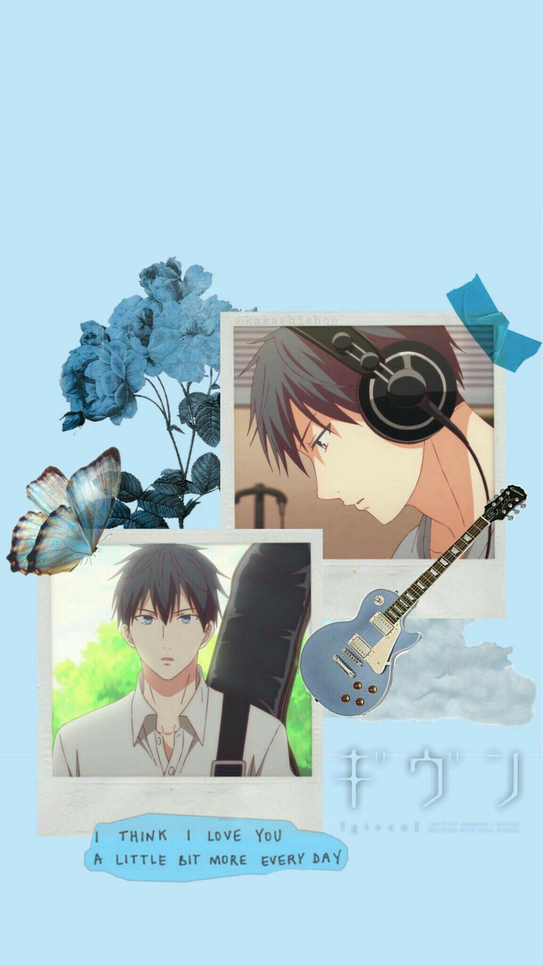 Given Anime Wallpaper Anime Anime Wallpaper Anime Background