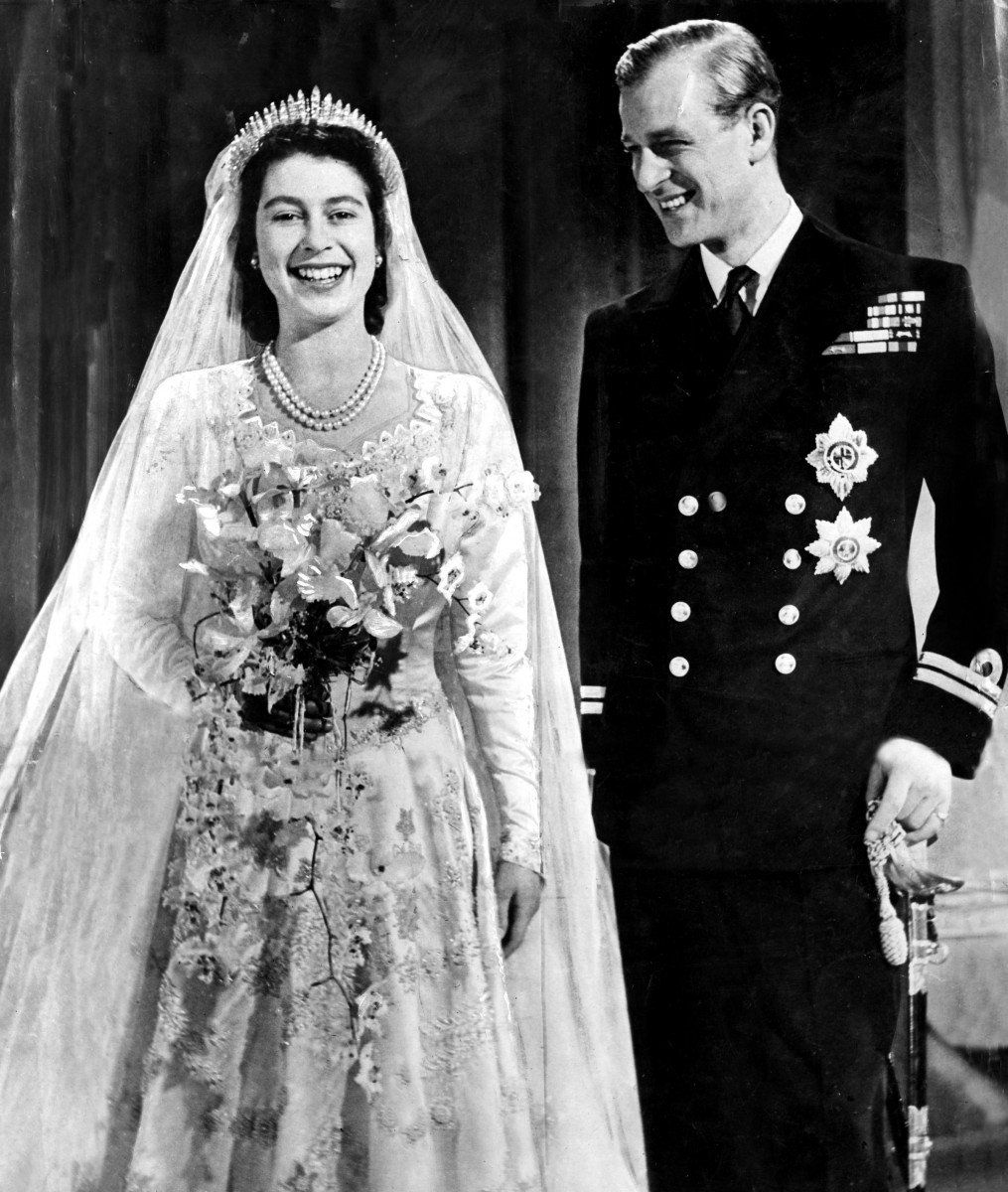 On November 20th 1947, Princess Elizabeth married Philip ...