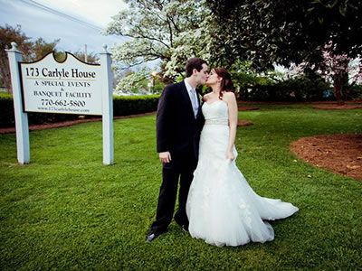 173 Carlyle House Norcross Georgia Wedding Venues 3