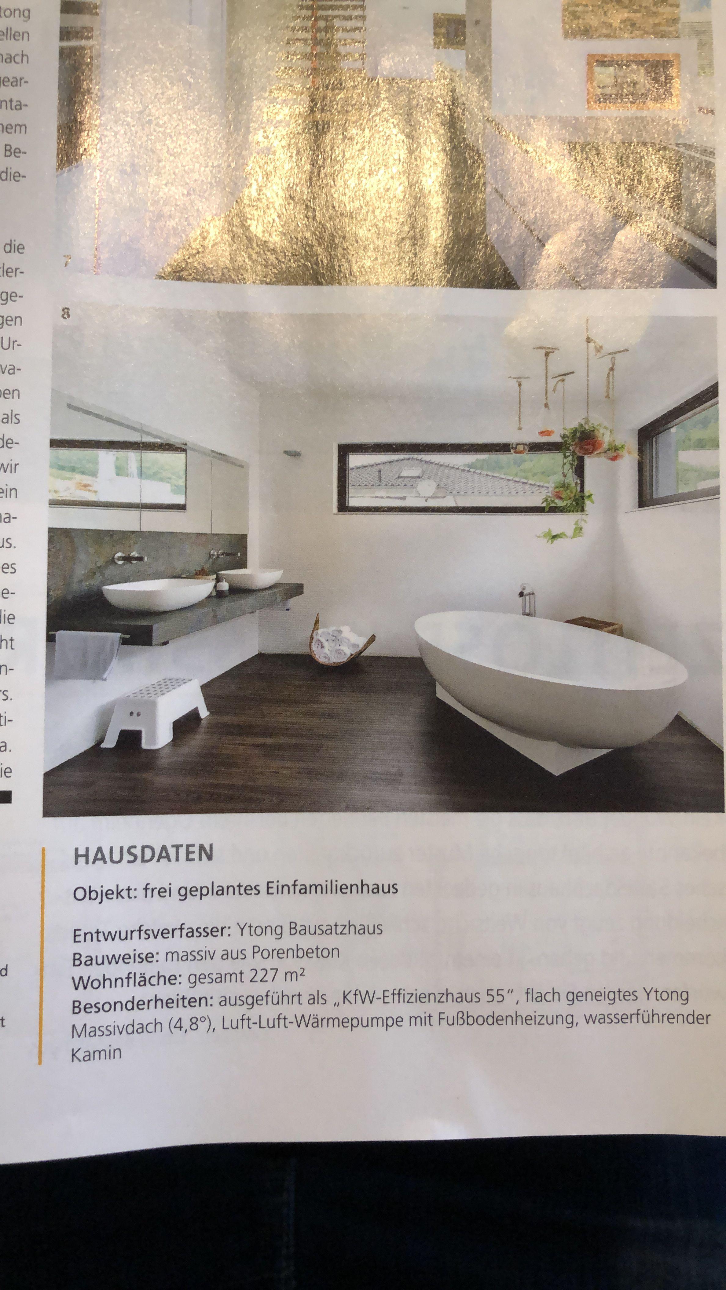 Pin Von Christoph Daseking Auf Bad In 2020 Bausatzhaus Wohnen Einfamilienhaus