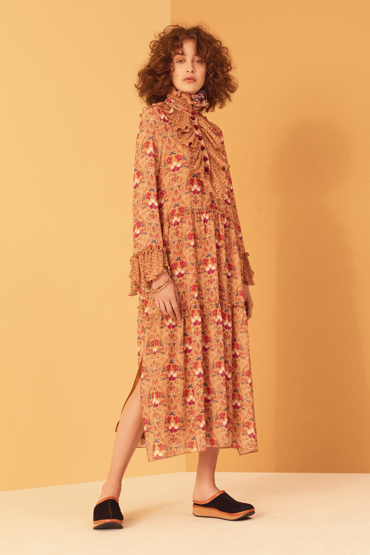 See by chloé prefall fashion show volantes chloe y victoriano