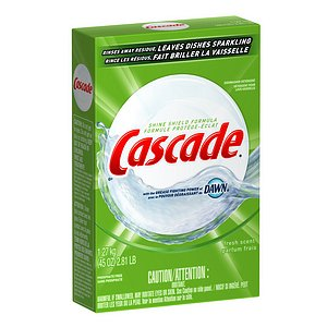 Even Worse I Used This For Years And It Gets An Ewg Score Of An F Ca Cascade Dishwasher Detergent Dishwasher Detergent Powdered Dishwasher Detergent
