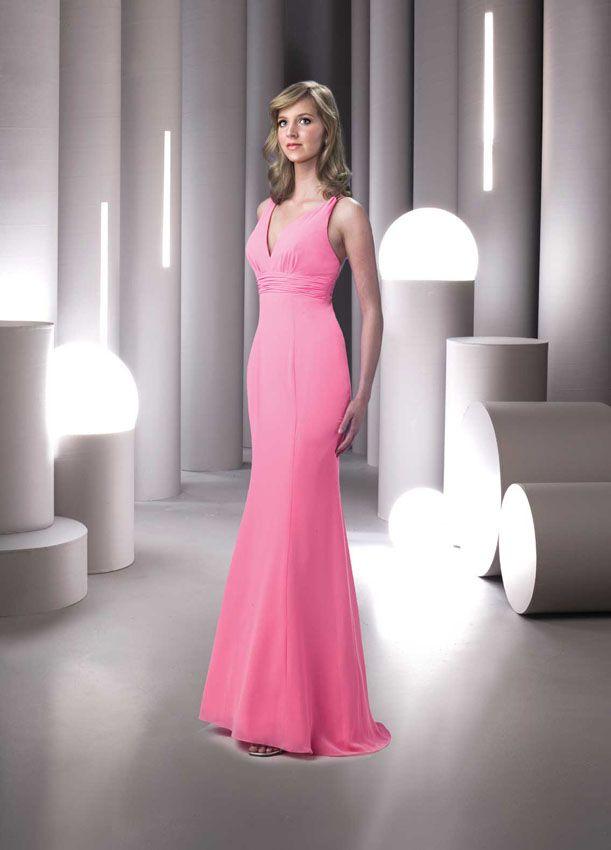 Da Vinci Bridesmaid 9169 Fabric Satin #timelesstreasure | Bridesmaid ...