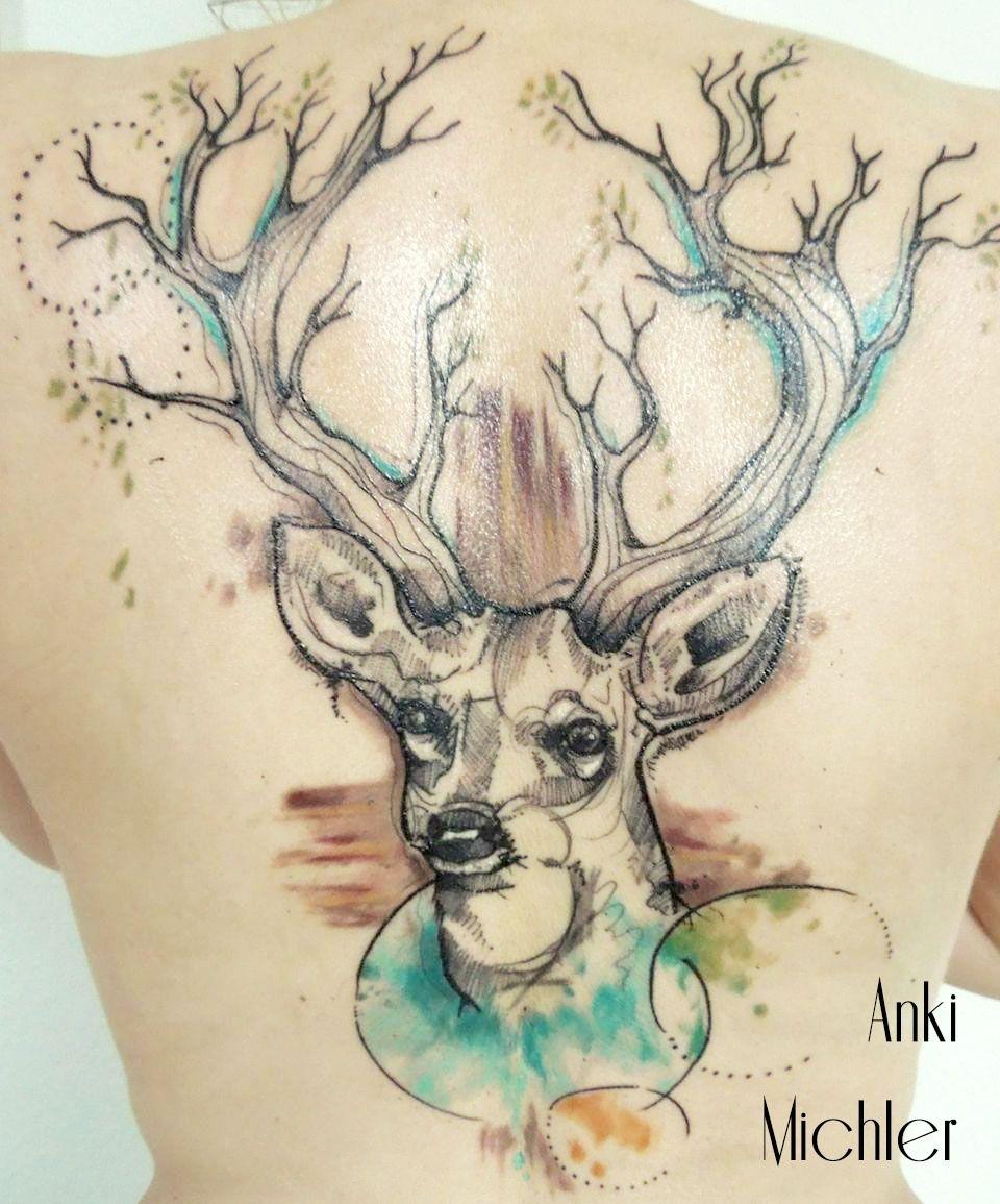 Anki michler art tattoo tattoos