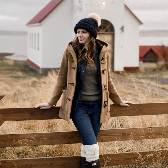 Iceland Winter Fashion: Winter Style In Iceland. #ShopStyle #ssCollective