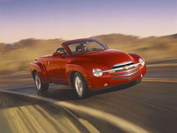 Editors Picks 20 000 Used Pickups Are Ready To Work It Out Chevrolet Ssr Chevrolet Pickup Trucks