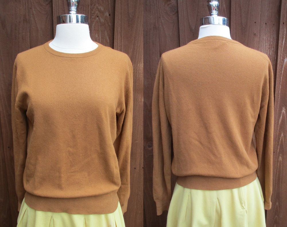 Brown Cashmere Sweater Burberry's Pringle Tan Milk Chocolate Pin ...