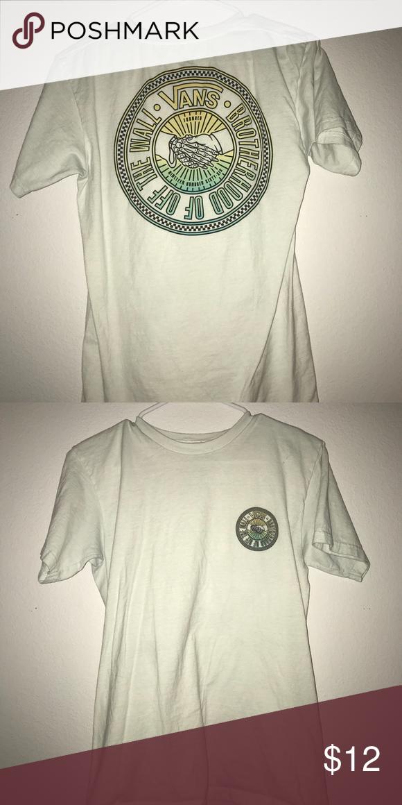 maglietta vans 12 anni