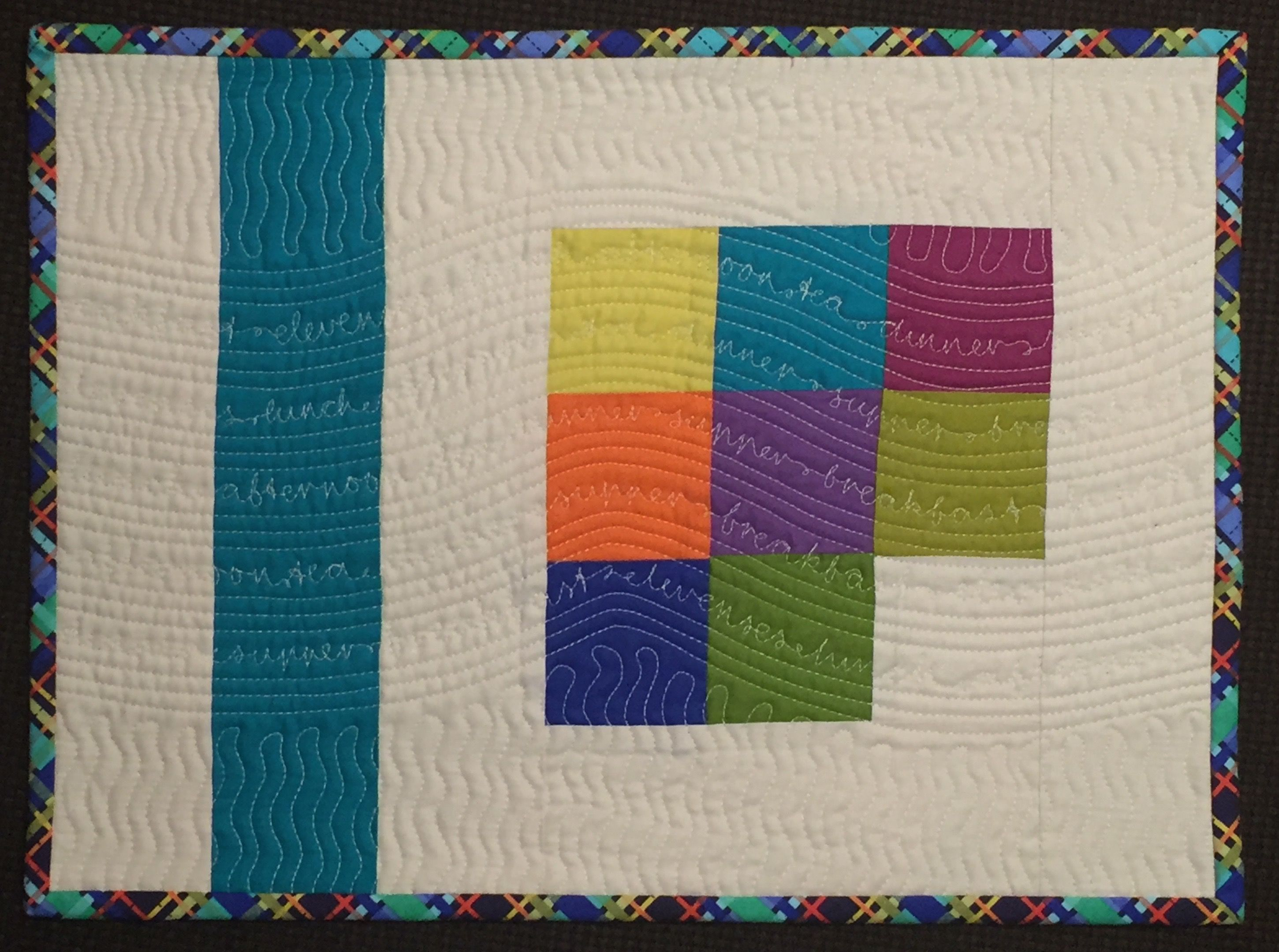 Quiltville's Quips & Snips!!: Let's Machine Quilt! ((Double Give-Away!))