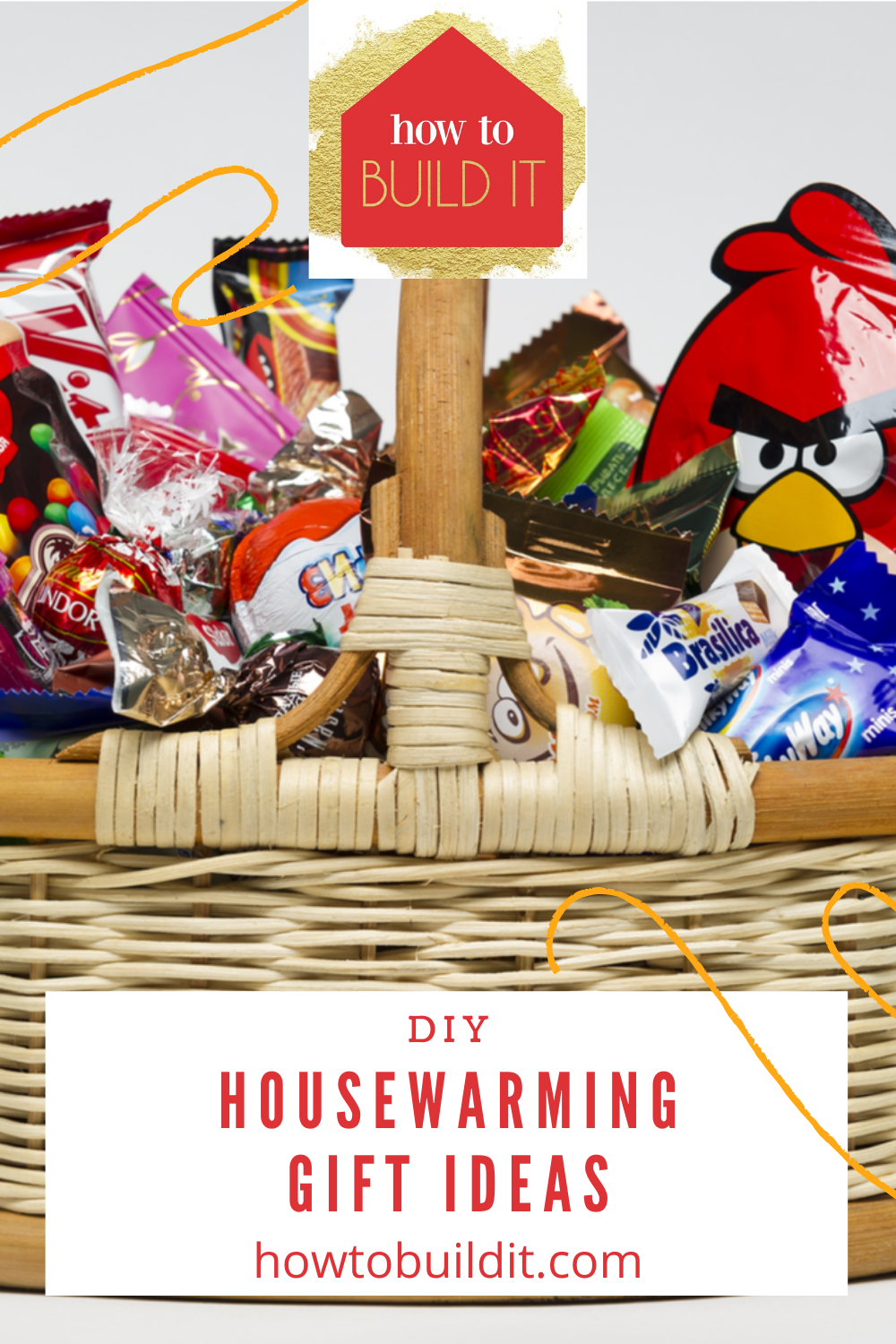 Housewarming Gift Ideas First Home Baskets Diy Home Decor And Design Howtobuildit Org House Warming Gifts House Warming Gift Diy Best Housewarming Gifts