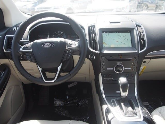 The Ford Edge Boasts The Efficiency Of A Smaller Crossover With The Interior