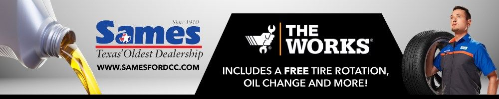 sames ford may oil change giveaway! | things to win | pinterest