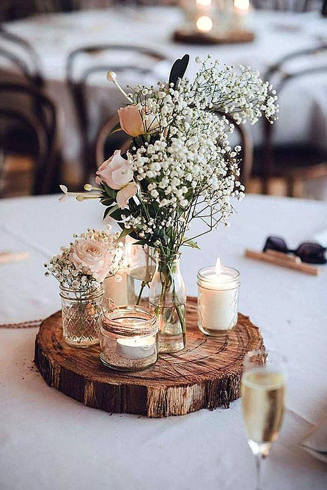 rustic wedding party concepts for summer