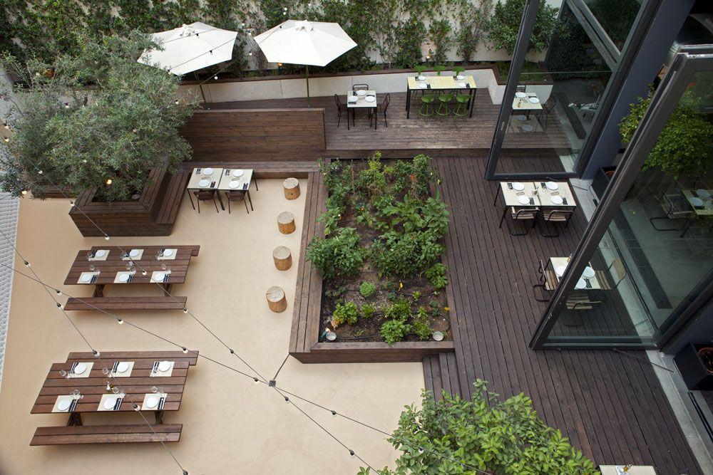 Hospitality Design Commercial Interior Restaurant