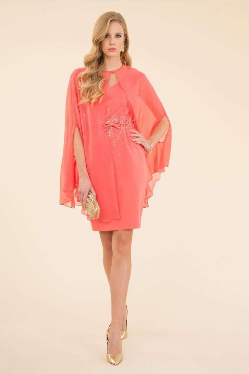 Vestidos Para Invitadas De Boda Fotos Diseños Luisa
