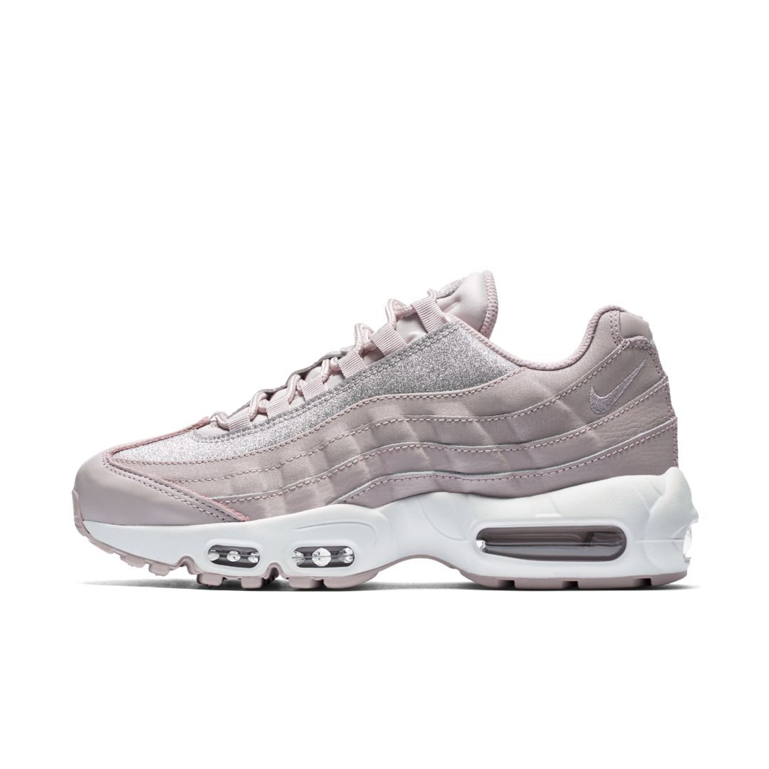 Grosses Rose Shoes Baskets Air Nike Femme Claquettes Max 95 qrq84Tx