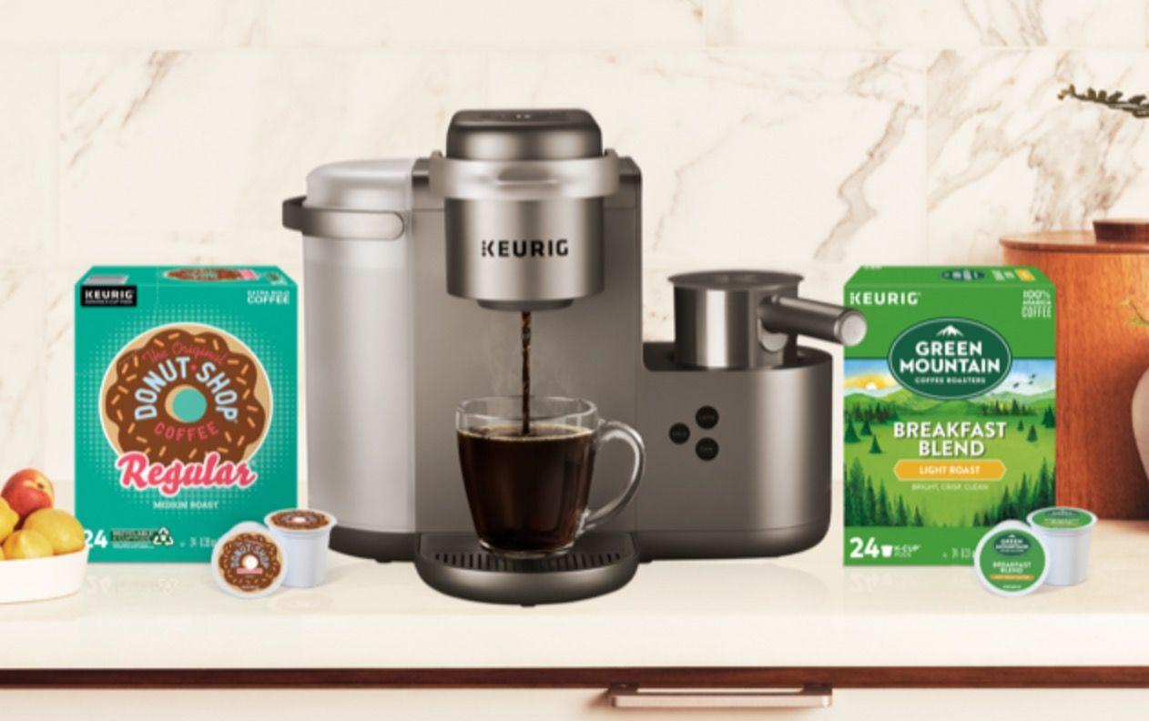 keurig coffee machine troubleshooting