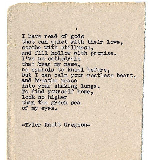crappy love poems