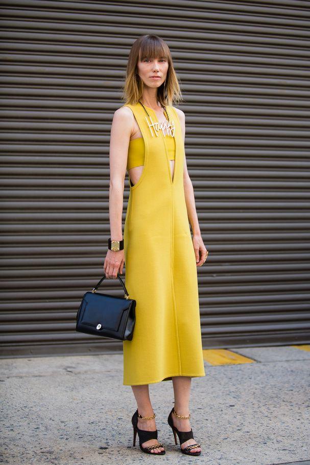 e61ed8f20cb2 Les plus beaux streetlooks de la Fashion Week de New York  2 ...