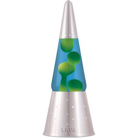 Walmart Lava Lamp New Lava Lite 163 Inch Wizard Lava Lamp Yellow Waxblue Liquidsilver Inspiration