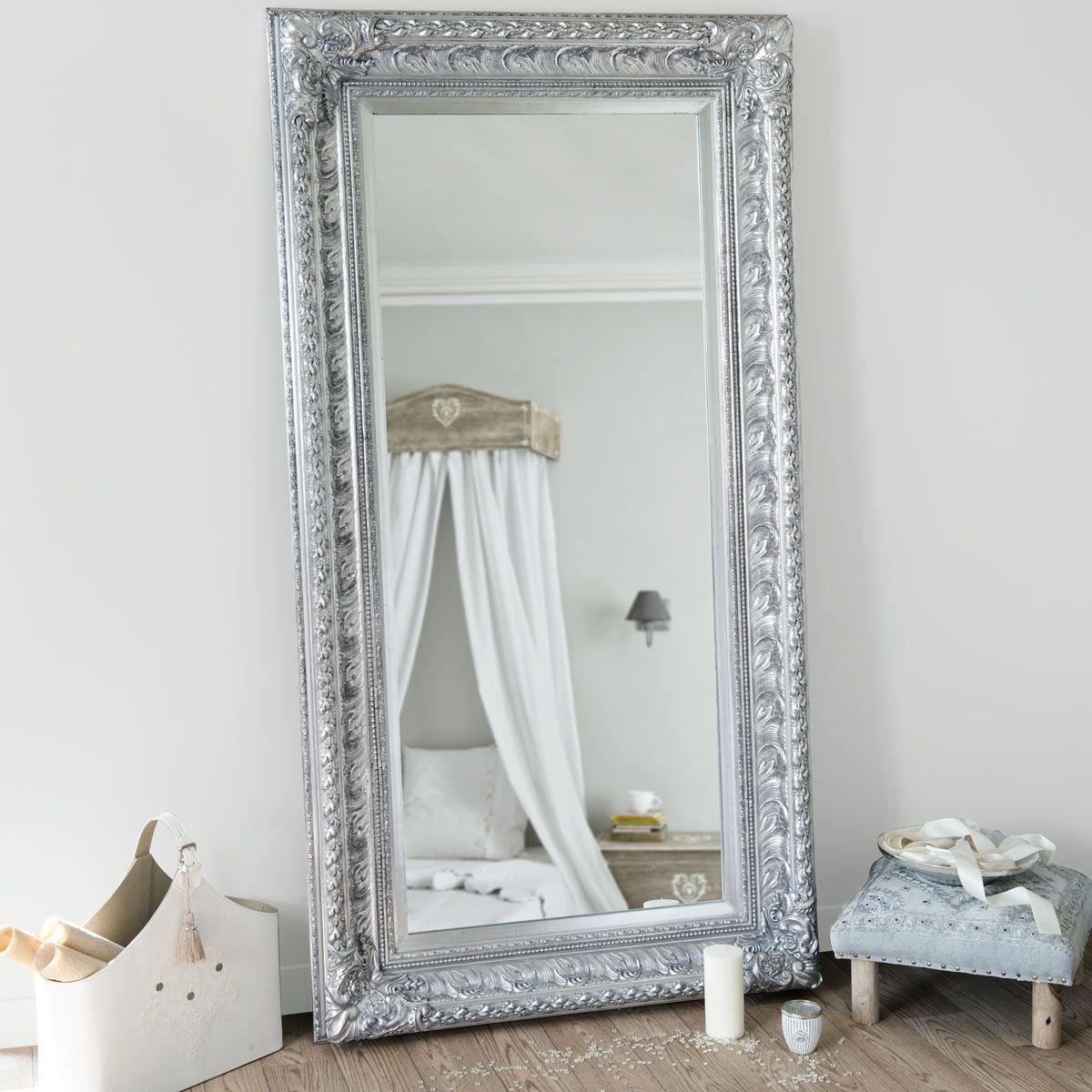 argento 180x95Maisons Marquise Monde Specchio du BerdCxo