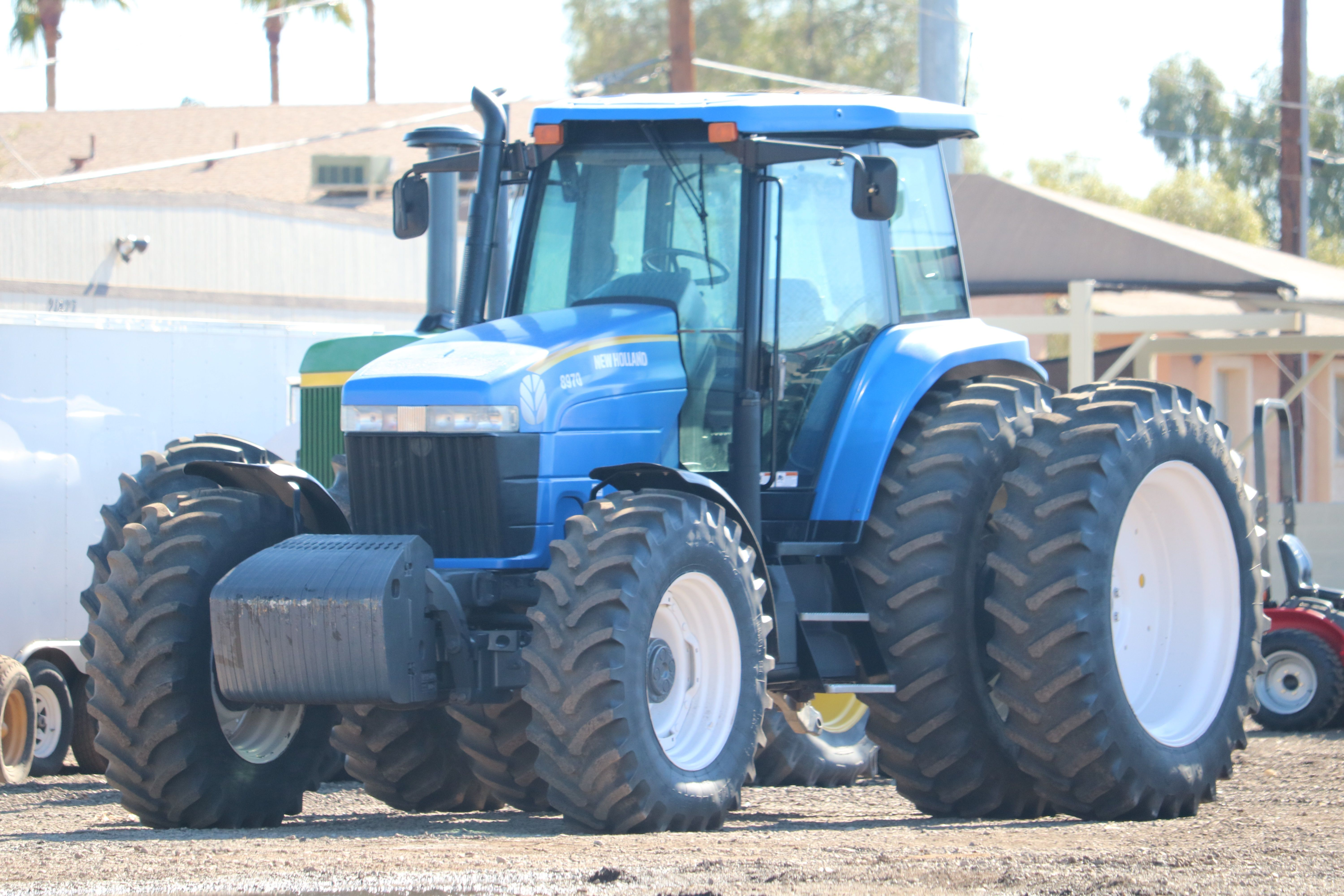 2000 new holland 8970 genesis 240 hp 4x4 prestige series tractor rh pinterest com New Holland Ford 4 Cylinder Diesel Engine Ford Remanufactured Tractor Engines