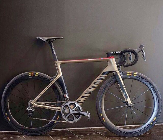 Like Mine But In Gold Road Bike Cycling Canyon Bicycle Road Bikes