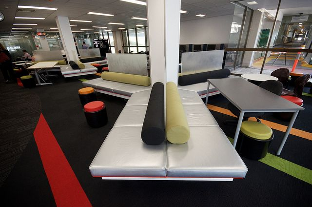 Griffith University Nathan Library