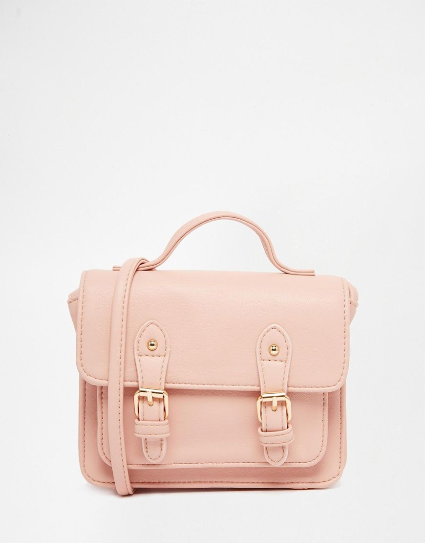 MINISATCHEL Pull & Bear | Sac à main, Sac, Cartable