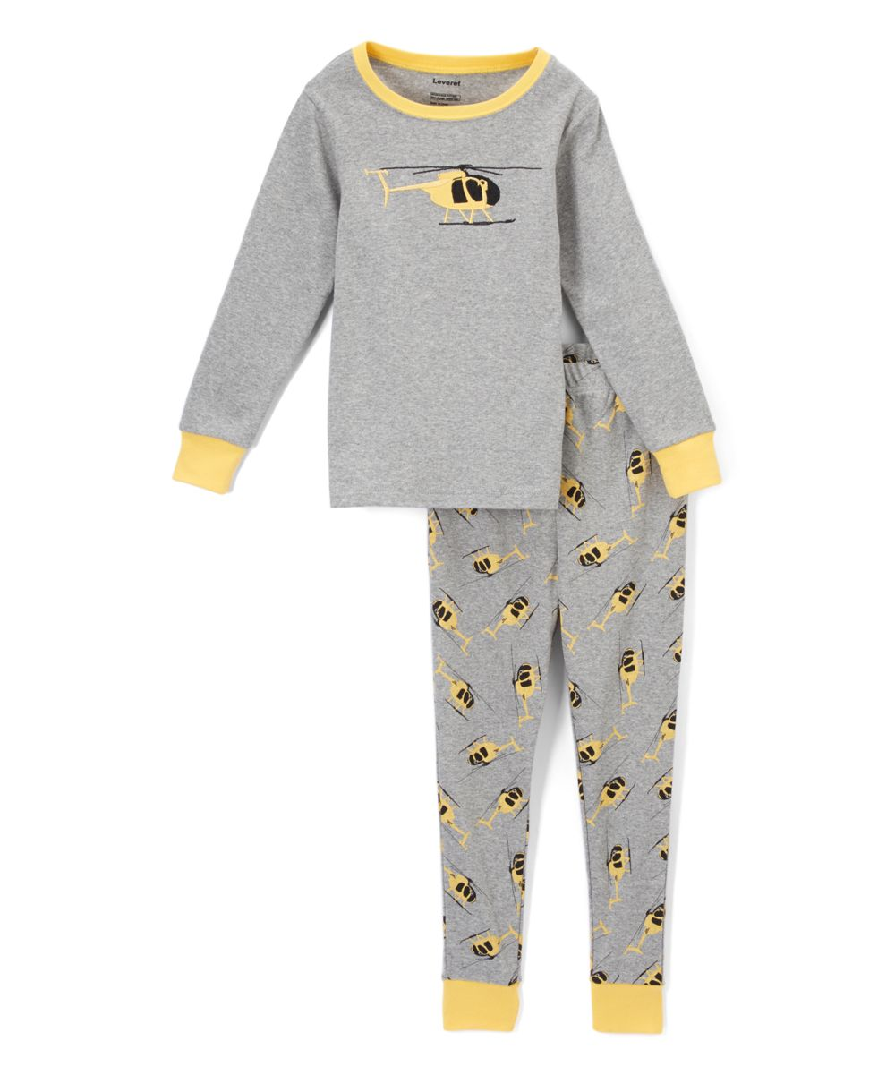 a678c28dc Gray Helicopter Pajamas - Infant, Toddler & Kids | Products ...