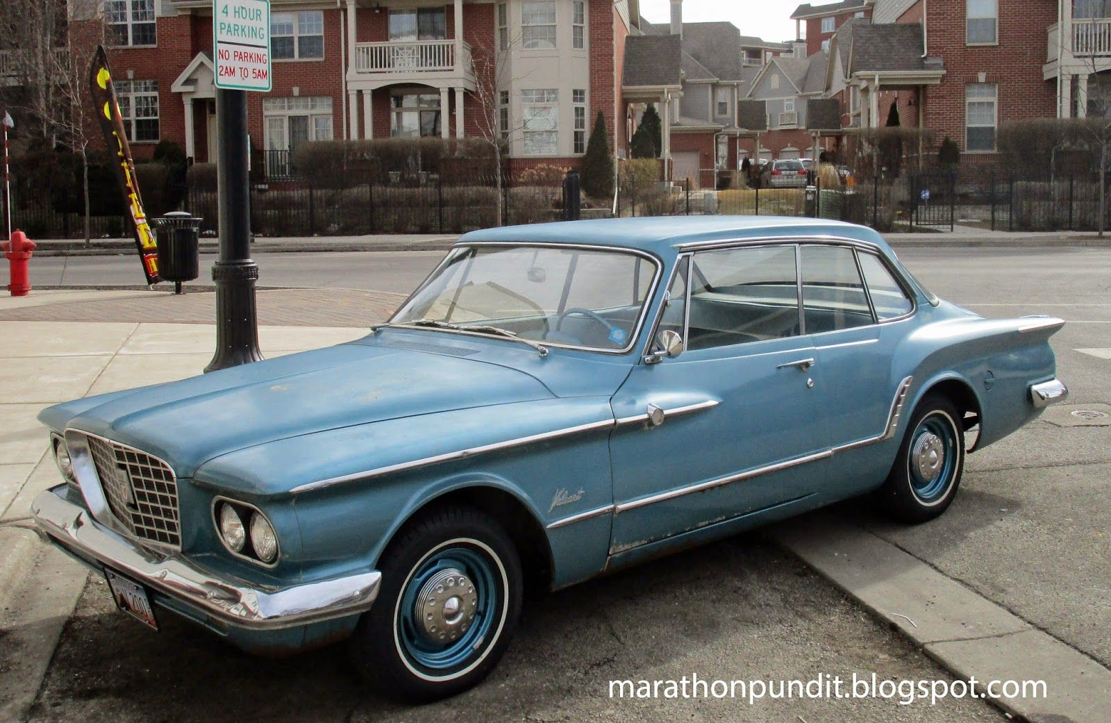 1961 plymouth valiant coupe