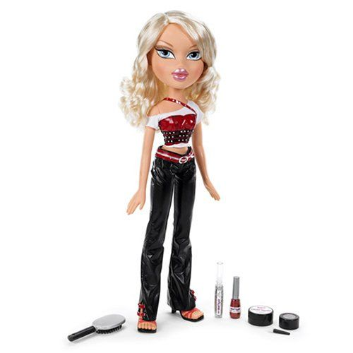 New Glimma Girls Doll Holiday Edition Blond Red Christmas Dress Toy Gift