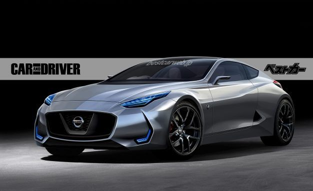 Nissan Z Concept Coming Production Car Could Reach 500 Horsepower Nissan Z Cars Nissan Z New Nissan Z