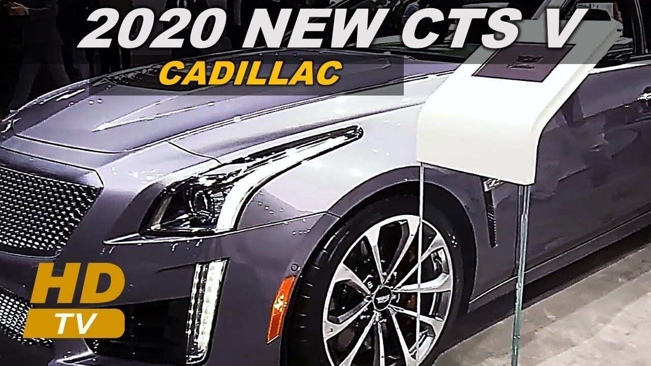 2020 Cadillac Cts V Spesification 2020 Car Release Date