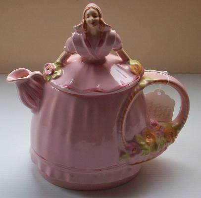 Lady Tea Pot.
