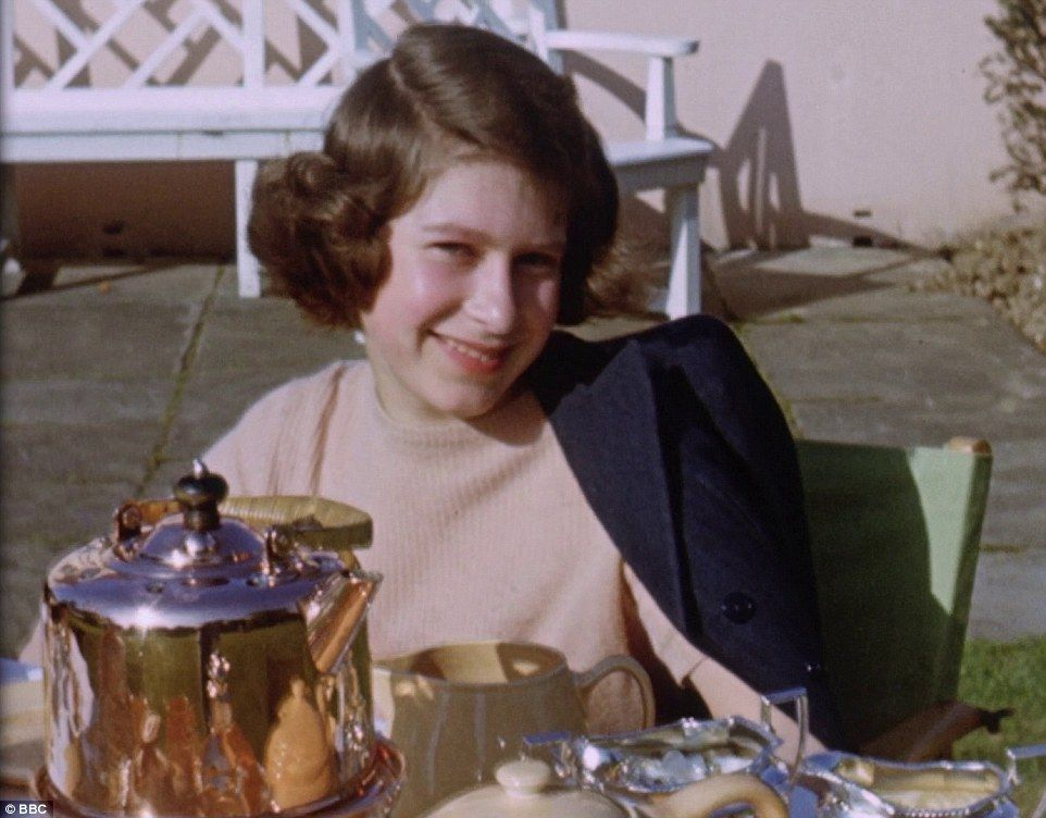 Taken from the Queen's private family album, images showing joyous celebrations, and intimate rarely seen shots, will be given a commentary by members of the royal family in a BBC documentary