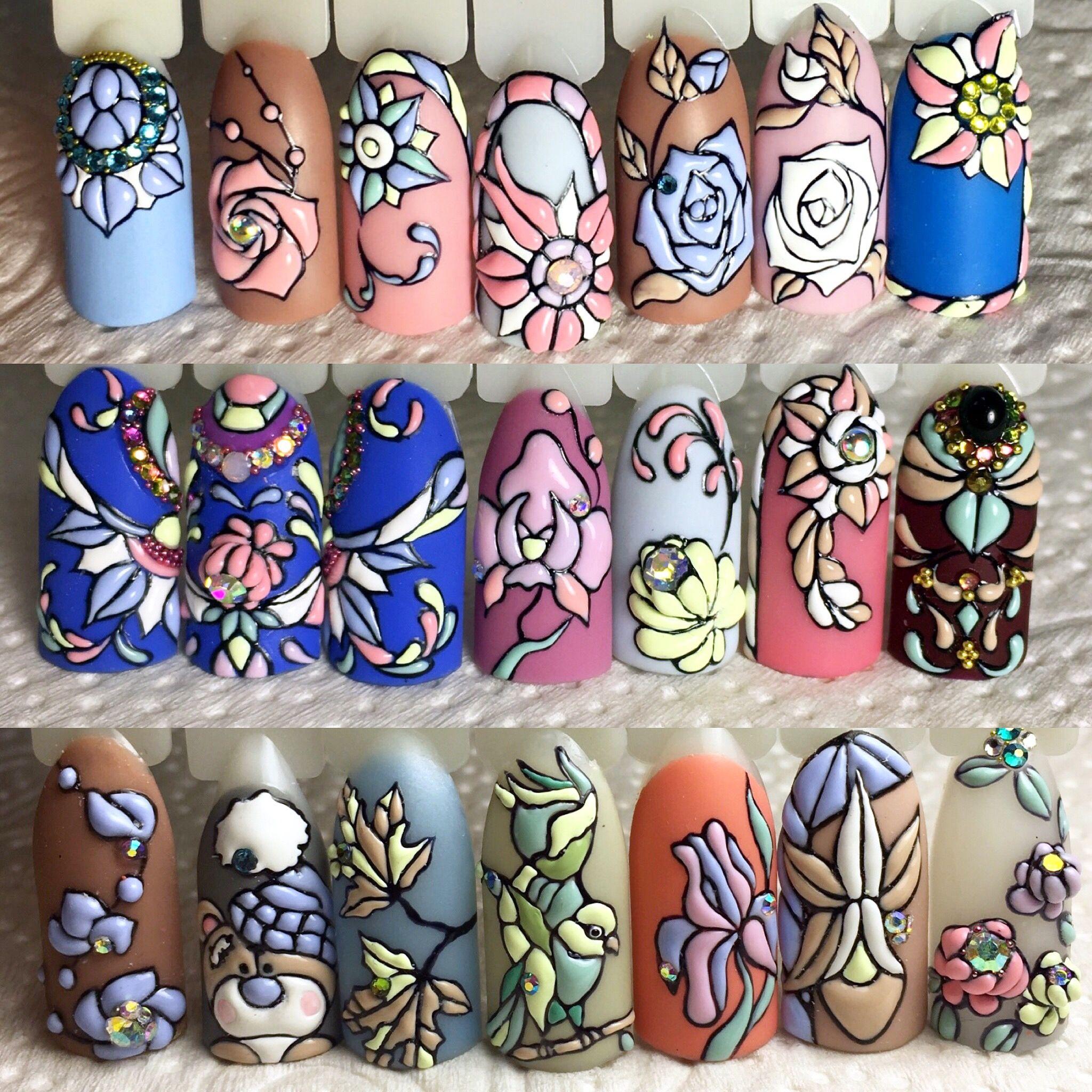 Свит Блюм дизайн ногтей Sweet bloom #sweetbloom #sweetblooms ...