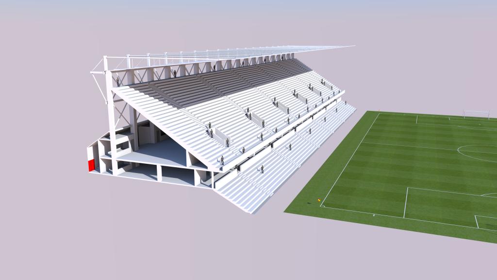 Design Your Own Stadium
