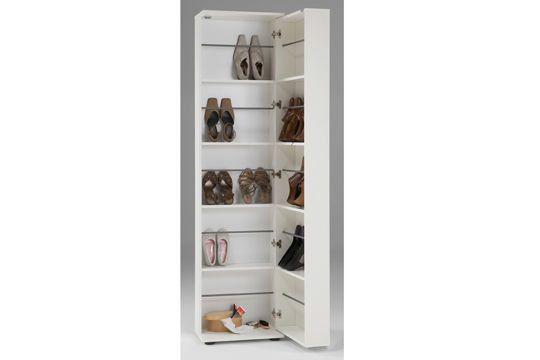 20 Rangements A Chaussures Pour Des Chaussures Bien Rangees Meuble Chaussure Placard Chaussure Miroir Blanc
