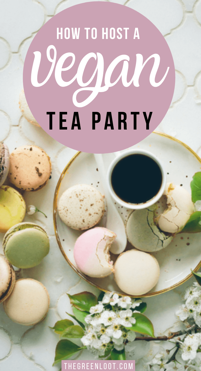 Photo of 14 Vegan Tea Party Recipes to Serve + Tips for Hosting