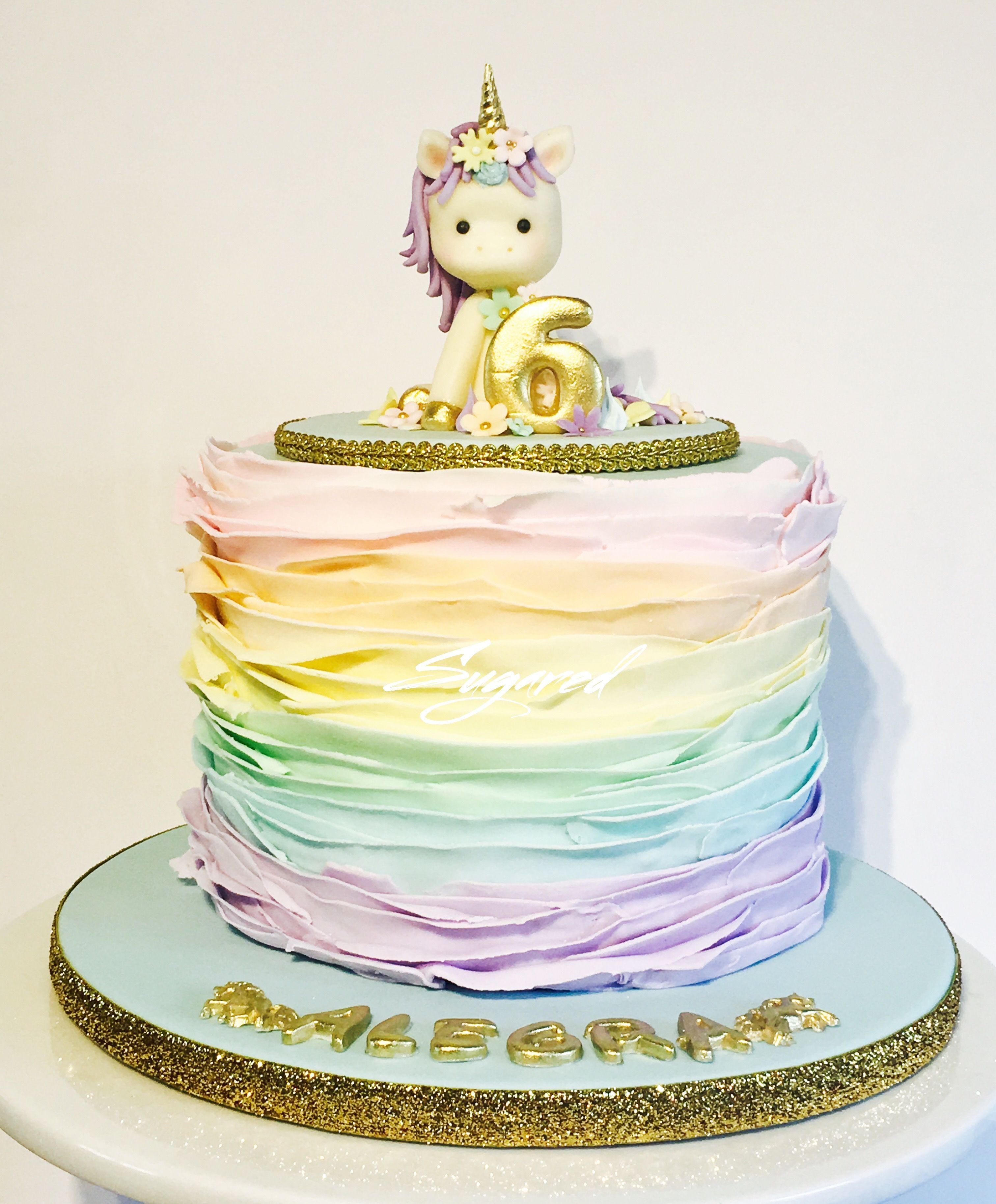 Carousel Cake Unicorn Party Cakes Cookie Favors Custom Cookies