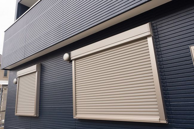 Advantages of Security Shutters and How can you repair them