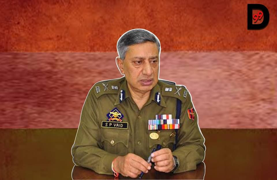 After Kashmir Kidnappings, Police Chief Replaced Police